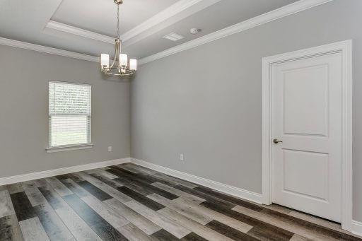 Cadiz Floor Plan Dining Room