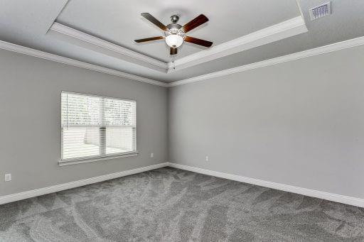 Cadiz Floor Plan Owner Bedroom