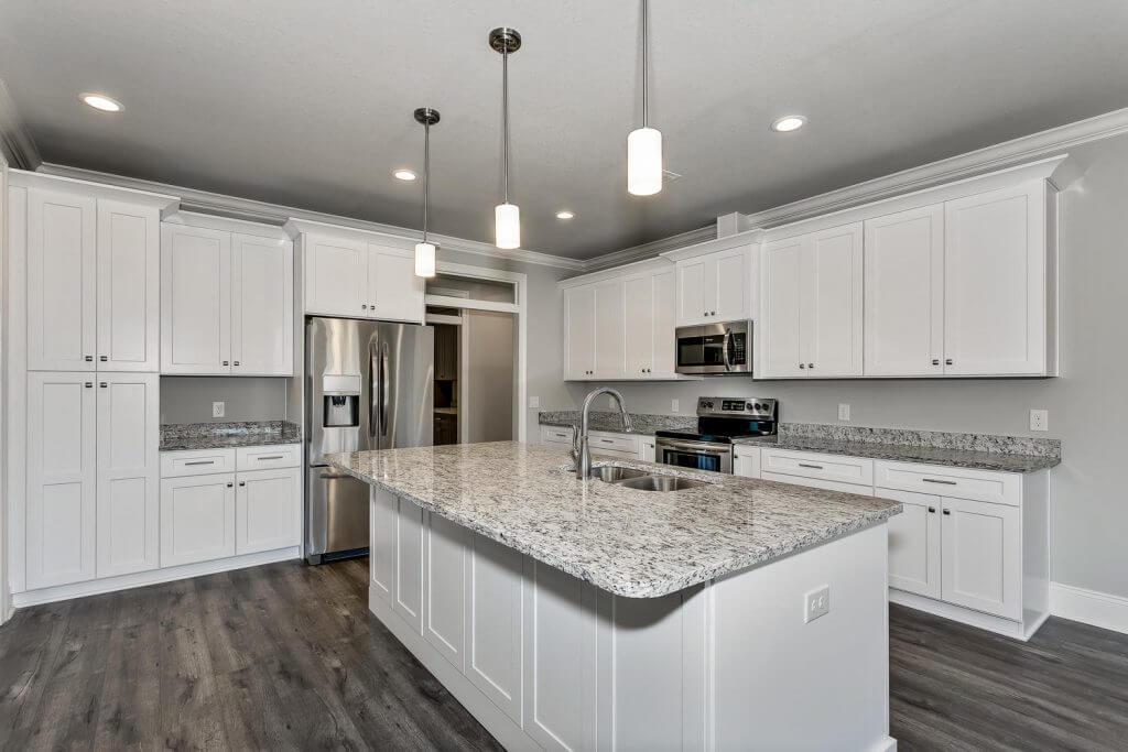Heritage 2734 Floor Plan Kitchen