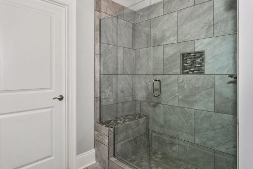 Heritage 2734 Floor Plan Owner Bathroom Shower