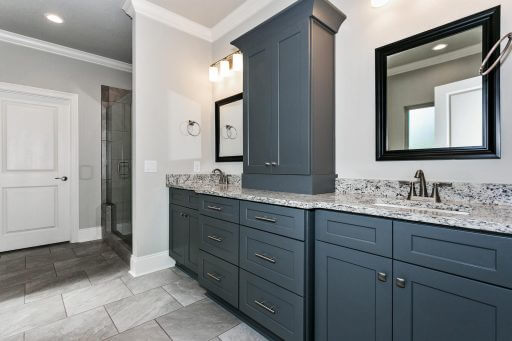 Heritage 2734 Floor Plan Owner Bathroom Vanity