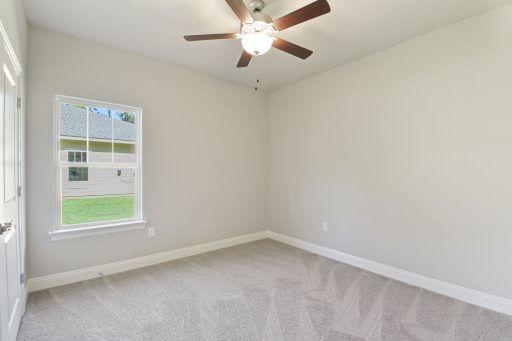 Olivera Floor Plan Bedroom 3