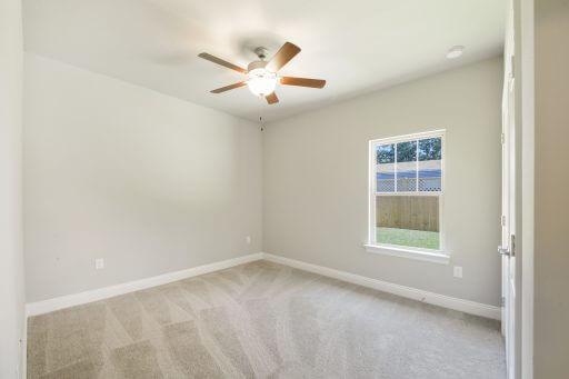 Olivera Floor Plan Bedroom 4