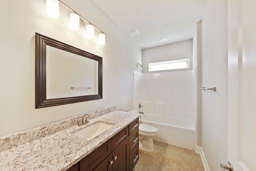 Olivera Floor Plan Guest Bathroom