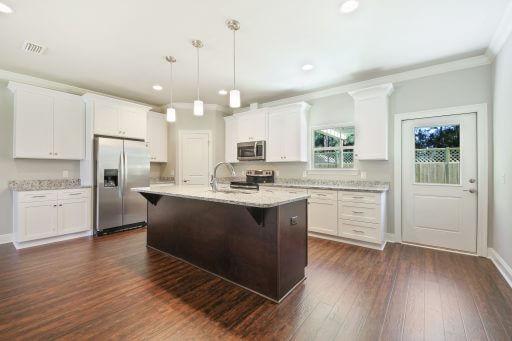 Olivera Floor Plan Kitchen