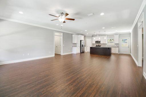 Olivera Floor Plan Open Living Area