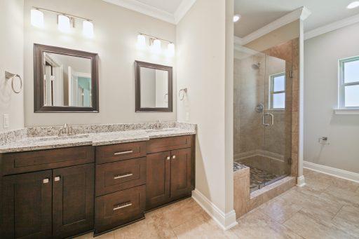Olivera Floor Plan Owner Bathroom