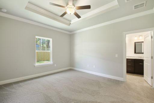 Olivera Floor Plan Owner Bedroom