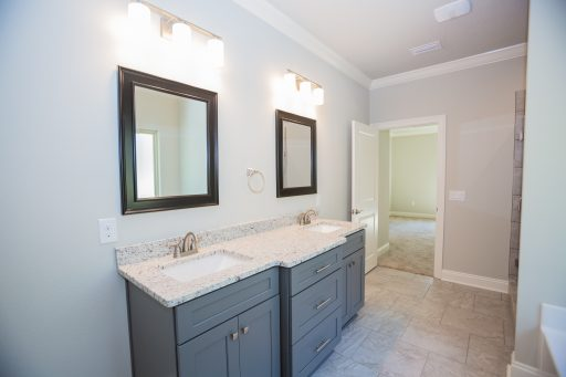 Rosetta Floor Plan Owner Bathroom Vanity