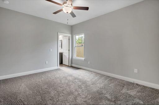 Rosewood Floor Plan Bedroom 2