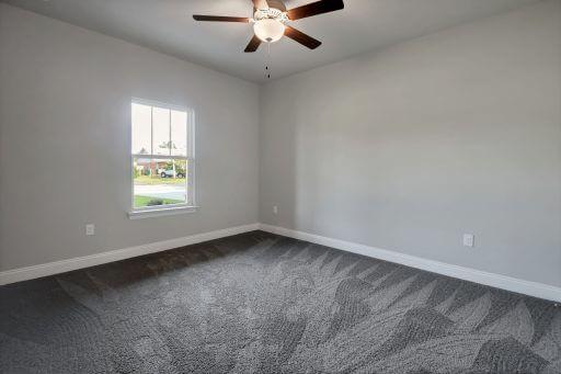 Rosewood Floor Plan Bedroom 4