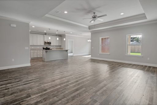 Rosewood Floor Plan Family Room