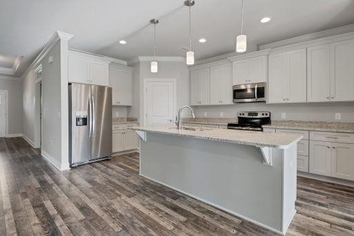 Rosewood Floor Plan Kitchen