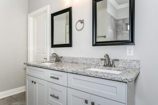 Ramsey Walker Tortuga Floor Plan-Owner Bathroom Vanity