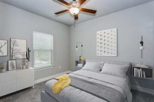 Ramsey Walker Jordan 1781 Floor Plan-Bedroom 2 (Staged)