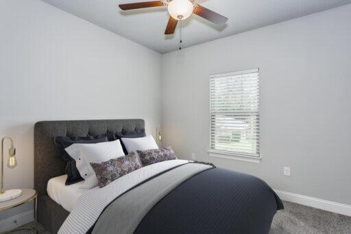 Ramsey Walker Jordan 1781 Floor Plan-Bedroom 3 (Staged)