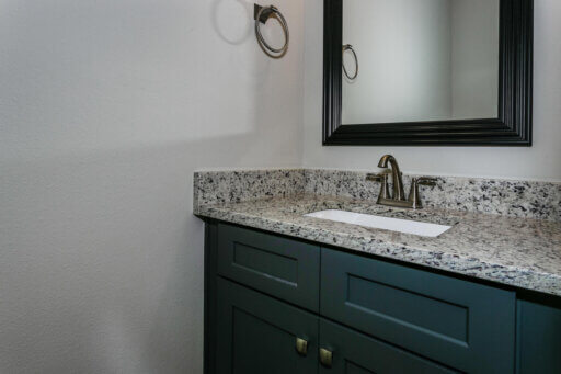 Ramsey Walker Jordan 1781 Floor Plan-Half Bath