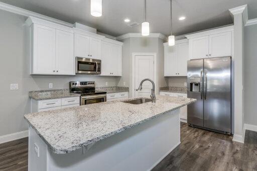 Ramsey Walker Jordan 1781 Floor Plan-Kitchen (front angle)