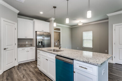 Ramsey Walker Jordan 1781 Floor Plan-Kitchen (side angle)