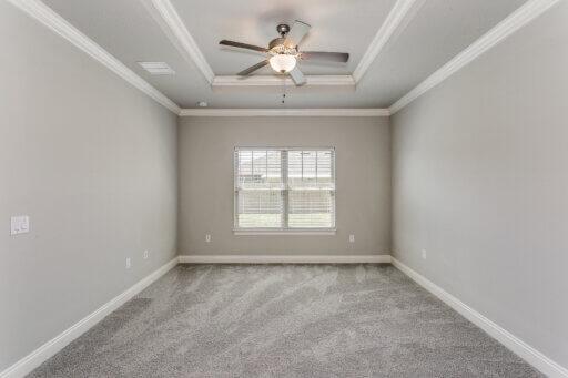 Ramsey Walker Medlin 2297 Floor Plan-Owner Bedroom