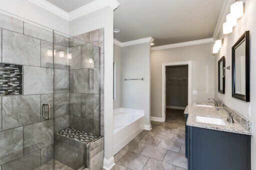 Ramsey Walker Medlin 2321 Floor Plan-Owner Bathroom