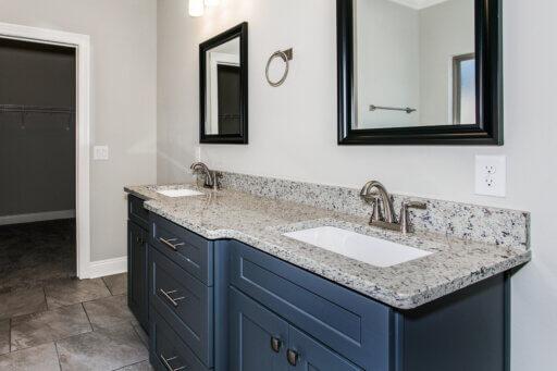 Ramsey Walker Medlin 2321 Floor Plan-Owner Vanity