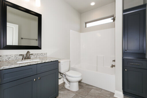 Ramsey Walker Medlin 2321 Floor Plan-Upstairs Bathroom
