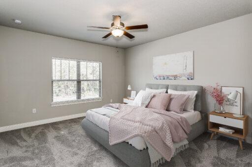 Ramsey Walker Medlin 2327 Floor Plan-Bedroom 4 (Downstairs)