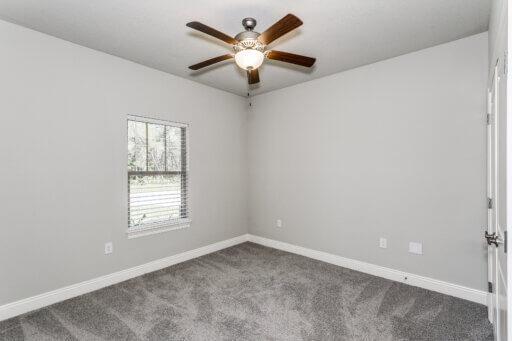 Ramsey Walker Medlin 2327 Floor Plan-Downstairs Bedroom 2