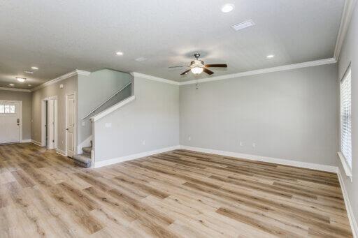 Ramsey Walker Medlin 2327 Floor Plan-Family Room