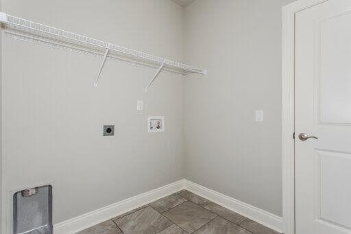 Ramsey Walker Medlin 2327 Floor Plan-Laundry Room