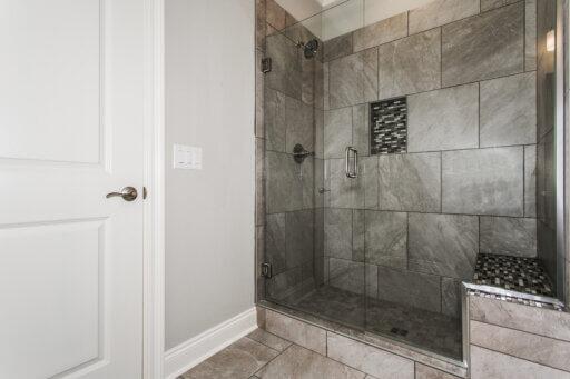 Ramsey Walker Medlin 2327 Floor Plan-Owner Shower