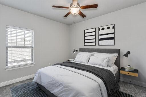 Ramsey Walker-Saurus 2137 Floor Plan-Bedroom 2 (Staged)