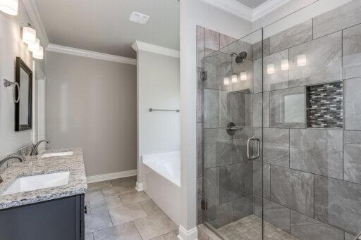 Ramsey Walker-Saurus 2137 Floor Plan-Owner Bathroom