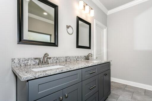 Ramsey Walker-Saurus 2137 Floor Plan-Owner Bathroom Vanity