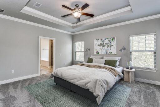 Ramsey Walker-Saurus 2137 Floor Plan-Owner Bedroom (staged)