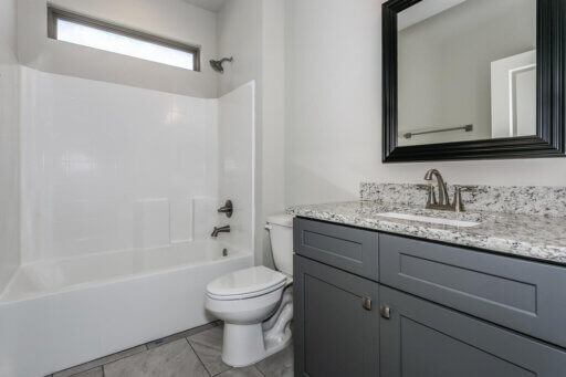 Ramsey Walker-Saurus 2137 Floor Plan-Upstairs Full Bathroom