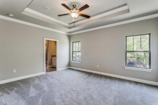 Ramsey Walker Village 1876 Floor Plan-Owner Bedroom